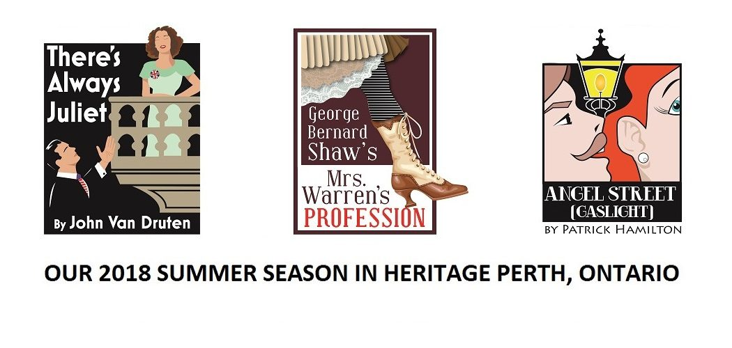 Classic Theatre Festival in Heritage Perth
